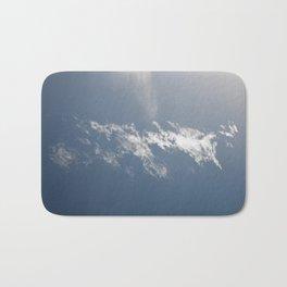 Lonely as a cloud Bath Mat