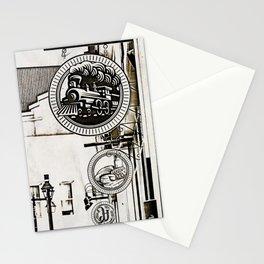 Ye Olde Shoppe Signs Stationery Cards