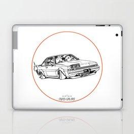 Crazy Car Art 0220 Laptop & iPad Skin