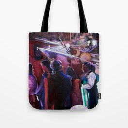 The Wedding Dancers Tote Bag