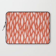 Quail Feathers (Poppy) Laptop Sleeve