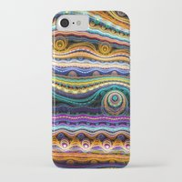 stripe iPhone & iPod Cases featuring stripe by Antracit