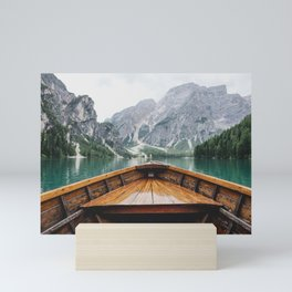 Live the Adventure Mini Art Print