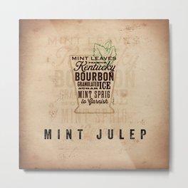 Mint Julep by Stephen Fowler Metal Print