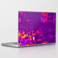 wicked Laptop & iPad Skins featuring Wicked by Jaana