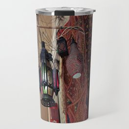 Arabian Lanterns  Travel Mug