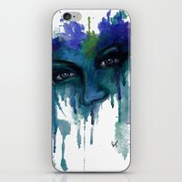 venus iPhone & iPod Skins featuring Venus by Liza's Brushes