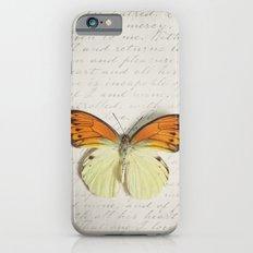 Hebomoia Glaucippe Lepidoptera Slim Case iPhone 6s