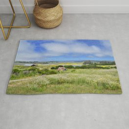 Clearing Sky Rug