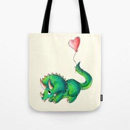 Balloon for Baby (Girl) Tote Bag