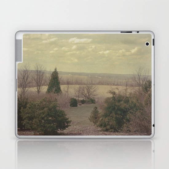 The Seconds Slipped Away Laptop & iPad Skin