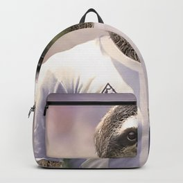 Football Sloth Backpack