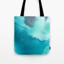 Through the Wave Tote Bag