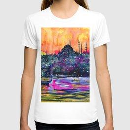 Turkey - Blue Mosque T-shirt