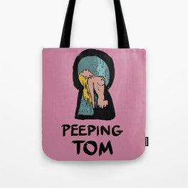 Keyhole Tote Bag
