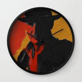 Scratch Jones Wall Clock