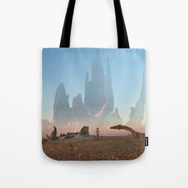 Looking for ID Tote Bag