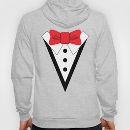 Tuxedo Formal Wear - Cool Graphic Design Hoody