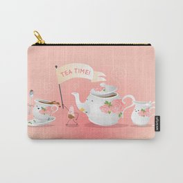 Let's All Go to the Parlour Carry-All Pouch