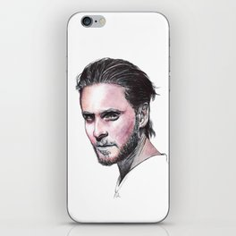 The conquistador. iPhone Skin