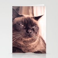 cookie Stationery Cards featuring Cookie by Rachel's Pet Portraits