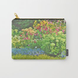 Flowers - Ogunquit, Maine Carry-All Pouch