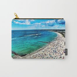 Sand Hill Cove Beach - Narragansett, Galilee, Rhode Island Carry-All Pouch