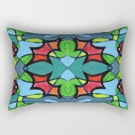 Fiesta2 // It's a #Throwback Rectangular Pillow