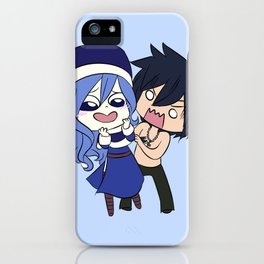 Gruvia (Gray and Juvia iPhone Case