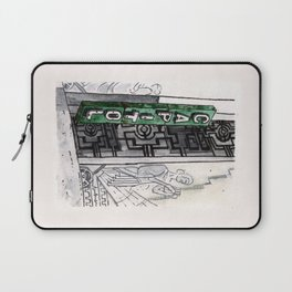 Philippines : Capitol Theater Laptop Sleeve