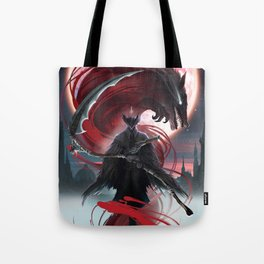 Bloodborne Tote Bag