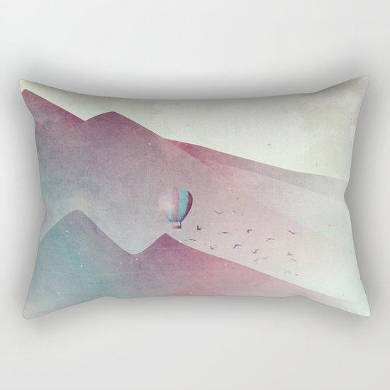 A Journey In My Dream Rectangular Pillow