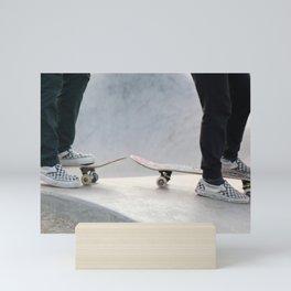 Board Buddies Mini Art Print