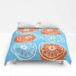 Pop Grape Comforters