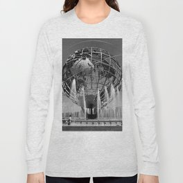 A Dramatic Summer Afternoon in Queens Long Sleeve T-shirt