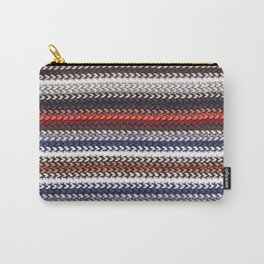 Texture laine Carry-All Pouch