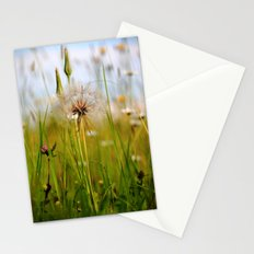 Summer Meadow Breeze Stationery Cards