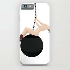 Miley Cyrus - Wrecking Ball Slim Case iPhone 6s
