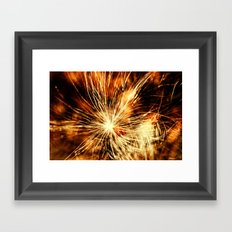 Connectivity Framed Art Print