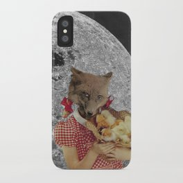 Counting chickens iPhone Case