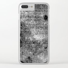 1st Image of the Far Side of the Moon Clear iPhone Case