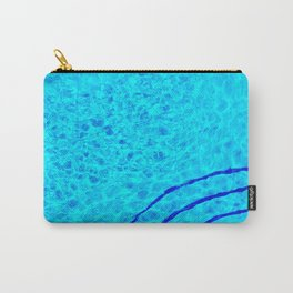 428 - Abstract water design Carry-All Pouch