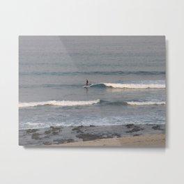 Surfs up! Metal Print