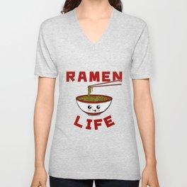 Ramen Life Unisex V-Neck