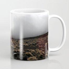 Tongariro Landscape, New Zealand Coffee Mug