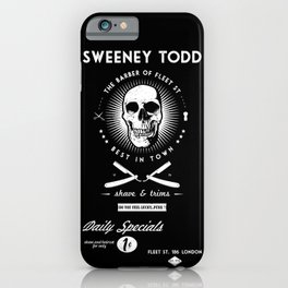 daily specials iPhone Case