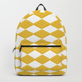 waffles pattern Backpack