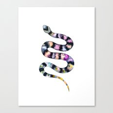 Lone Snake No. 1 Canvas Print