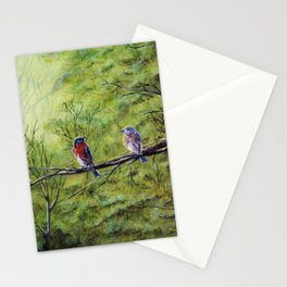 A Morning For Mates Stationery Cards