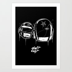 daft cult! Art Print